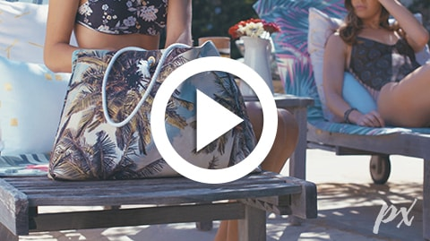 Weekender Tote Bag Video